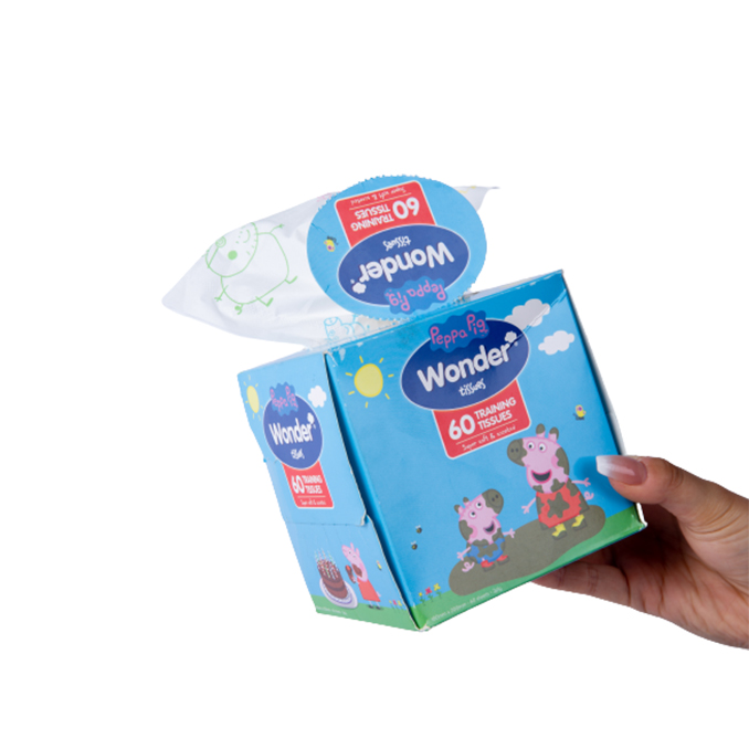 China Supplier Wholesale Virgin Bamboo Pulp Soft Pack Facial Tissue Paper 3 Ply