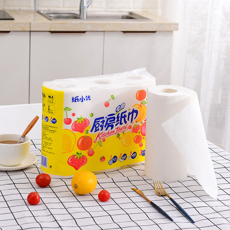 OEM Kitchen Cleaning Wet Mop Wipes Disposable Tissue Paper