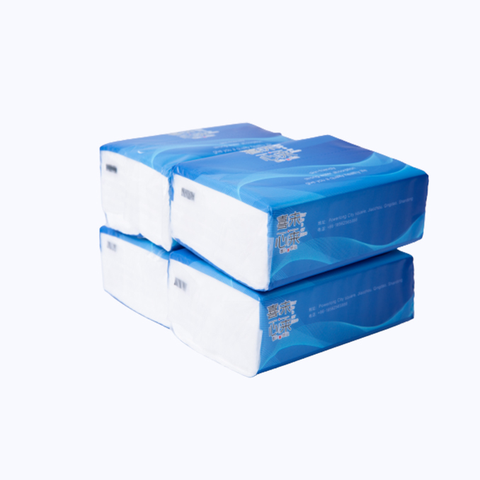 The Original Wood Pulp 2 Ply or 3 Ply Boxed Tissue Facial Tissue Soft Pack