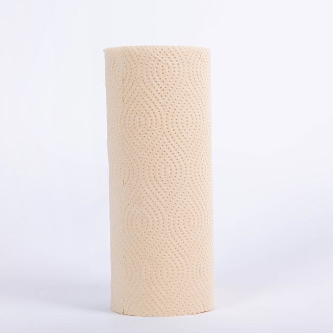 Wholesale Soft Bamboo Kitchen Paper with Good Quality and Low Price